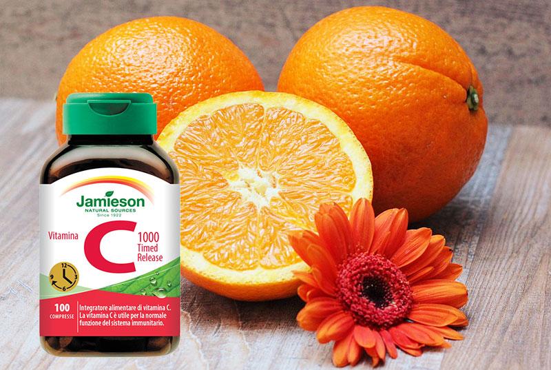 jamieson vitamina c  Vitamina C: i benefici di un prezioso alleato per i malanni di ...